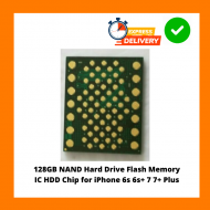 128GB NAND Hard Drive Flash Memory IC HDD Chip for iPhone 6s 6s+ 7 7+ Plus