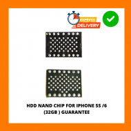 HDD NAND CHIP FOR IPHONE 5S /6 32GB GUARANTEE