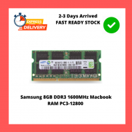 Samsung 8GB PC3-10600S DDR3 1333MHz PC3-10600S 204PIN SO-DIMM Laptop RAM Memory 1.5V