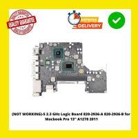 """(NOT WORKING)-5 2.3 GHz Logic Board 820-2936-A 820-2936-B for Macbook Pro 13"""" A1278 2011"""