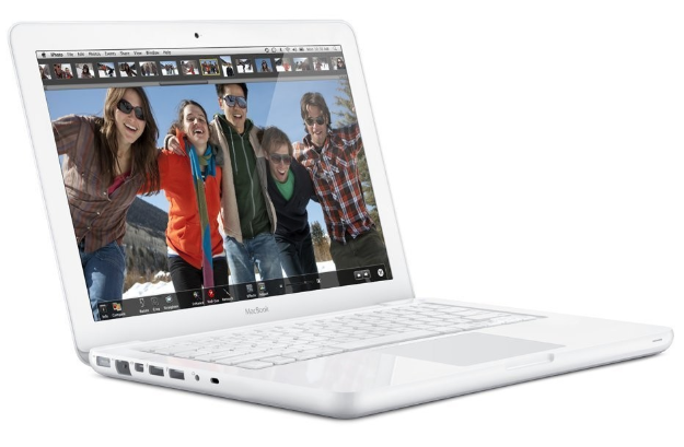 MacBook A1342 Late 2009 (White/UniBody)
