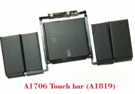 Apple Battery A1819 for A1706 Touchbar