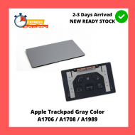 Apple Trackpad Gray Color A1706 / A1708 / A1989