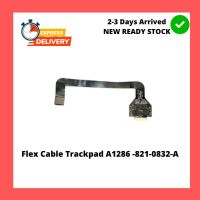 New Flex Trackpad Cable A1286 -821-0832-A
