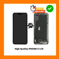 [Ready Stock] High Quality IPHONE X LCD GX SOFT LED FULL SET