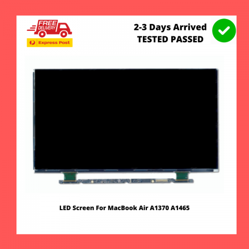 Apple  LED Screen For MacBook Air A1370 A1465 LCD LP116WH4 B116XW05 V.0