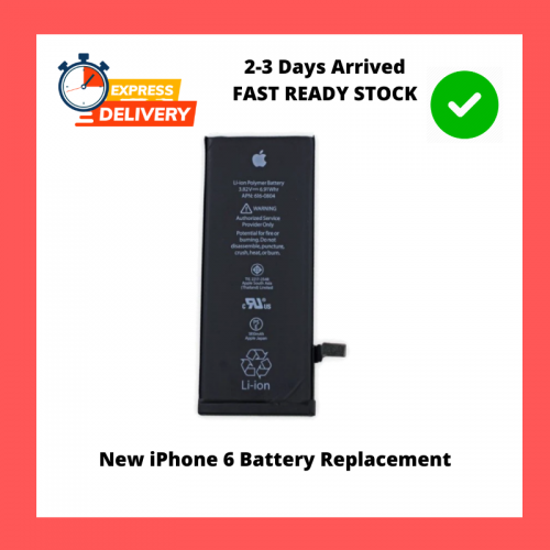 New iPhone 6 Battery Replacement