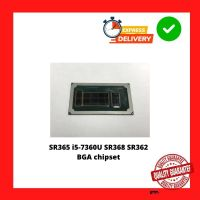 100% test very good product SR365 i5-7360U SR368 SR362 BGA chipset For A1708 Macbook pro