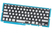 """Apple Keyboard Backlight (US English) Replacement for MacBook Pro 15"""" Unibody A1286 (2009, 2010, 2011, 2012)"""