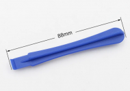88mm Cheap Dark Blue Plastic Opening Tool Cross Crowbar DIY Repair Pry Bar for iPhone 4 5 6S 7 Plus
