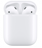 Airpods 2 Original 1:1  (Smart Sensor Ear Detection,Pop up real Battery and Wireless charging)