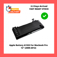 Apple A1322 New Battery (A1278 Year 2009-2012)
