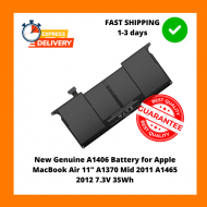 Apple A1406 New Replacement Battery Macbook Air