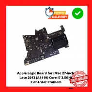 Apple Logic Board for iMac 27-inch Late 2013 (A1419) Core i7 3.5GHz