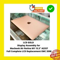 """2020 Year New M1 A2337 LCD Display Assembly for Macbook Air Retina M1 13.3"""" A2337 Full Complete LCD Replacement EMC 3598"""