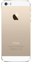 Apple Original Replacement Middle dan Back Case iPhone 5s - Gold