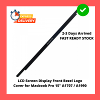 """LCD Screen Display Front Bezel Logo Cover for Macbook Pro 15"""" A1707 / A1990"""