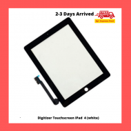 Apple IPad 3/4 Touch Screen Digitizer (Black)