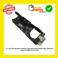 820-3462-A For APPLE MACBOOK PRO RETINA 13'' A1425 LOGIC BOARD 2.5GHZ 8GB 661-7006, Defect NOT WORKING for Parts Only
