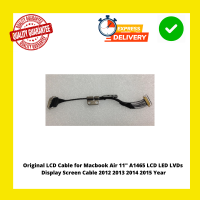 """Original LCD Cable for Macbook Air 11"""" A1370(10-11) A1465 LCD LED LVDs Display Screen Cable 2012 2013 2014 2015 Year"""