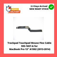 "Trackpad Touchpad Mouse Flex Cable 593-1657-A for MacBook Pro 13"" A1502(2013-2014)"