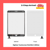 Apple Digitizer Touch iPad Mini 2 (White)