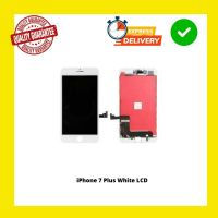 LCD with Touch Screen for Apple iPhone 7 Plus - White