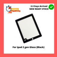 Glass Digitizer iPad 2 Black
