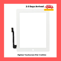 Apple IPad 3/4 Touch Screen Digitizer (White)