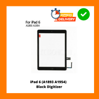 Genuine Apple iPad 6 2018 A1893 A1954 Touch Screen Digitizer Panel BLACK Colour