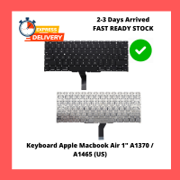 Replacement MacBook Air 11 A1370 A1465 US Keyboard
