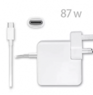 87w USB-c Power Adapter for Apple MacBook Pro 15 inch