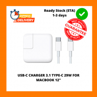USB-C CHARGER 29W (ADAPTER ONLY )